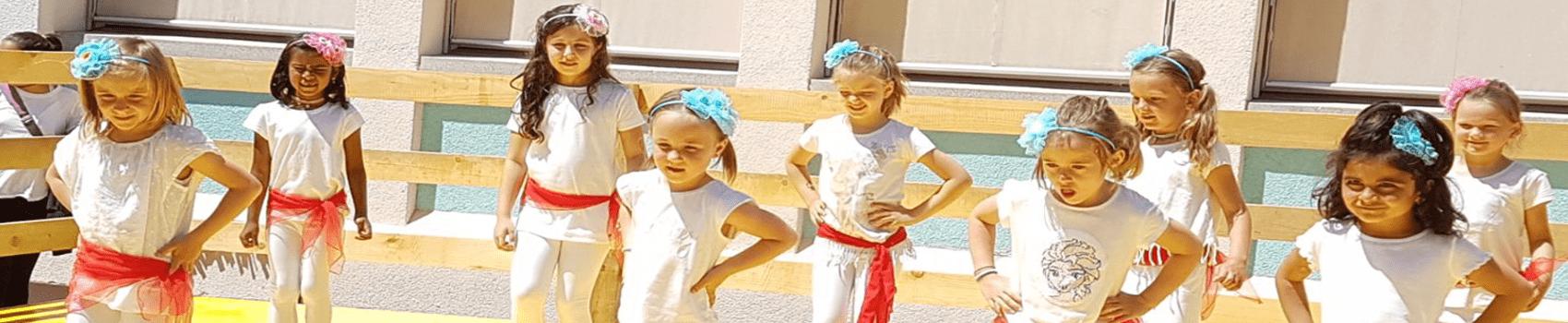 Tanzplauschgruppe Kinder